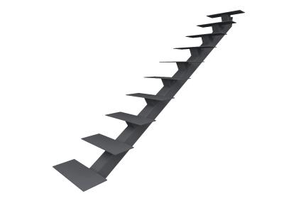 каркас лестницы монокосоур
