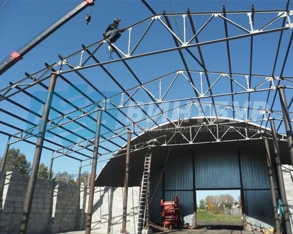 Металлоконструкции в Томске