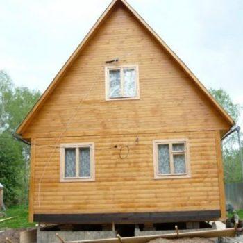 Подъем домов
