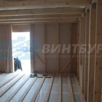 Строительство каркасного дома Томск