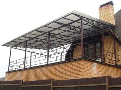 Строительство веранды Томск и пристроек под ключ, доступные цены на открытые и закрытые веранды.