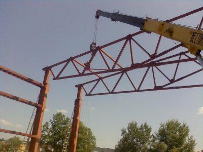 Винтовые сваи в Томске для металлоконструкций от завода АС-ВинтБур.
