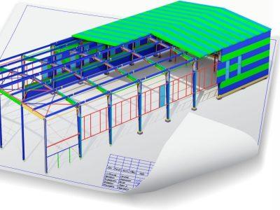 Металлоконструкции Томск, проектирование металлоконструкций и монтаж, изготовление металлоконструкций любой сложности, индивидуальное проектирование.