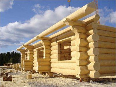 Строительство деревянных домов в Томске недорого, качественно и быстро. Строим дома любой сложности.
