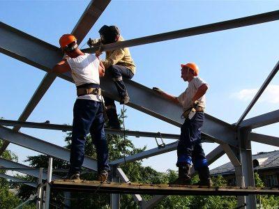 Изготовление и монтаж металлоконструкций, профессиональный подход и честные условия сотрудничества.